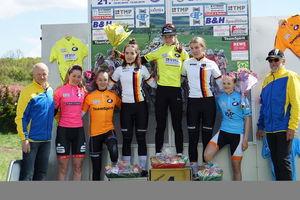 Siegerinnen und Platzierte der TMP-Tour 2019. Foto: Michael Gaumnitz